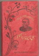 """Famalicão - S. Miguel De Seide - """"Novelas Do Minho"""", 2ª Edição - Camilo Castelo Branco (4 Scans) - Livres, BD, Revues"""