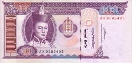 MONGOLIE   100 Tugrik   Emission De 2008      ***** BILLET  NEUF ***** - Mongolia