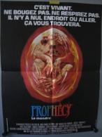 Cinéma PROPHECY,le Monstre - Afiches