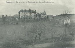 Messancy - Vue Générale Du Pensionnat Des Soeurs Dominicaines - 1907  ( Voir Verso ) - Messancy