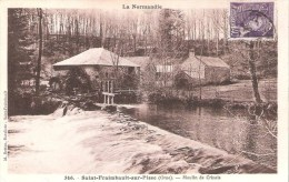 Saint-Fraimbault-sur-Pisse (61) Moulin De Crinais - France