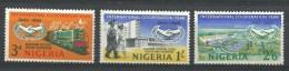 NIGERIA 191/193 Xx ( YVERT  ) COTE : 22 EURO - Nigeria (1961-...)