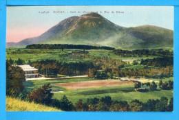 CP, 63, ROYAT, Golf De Charade Et Puy De Dome, Vierge - Royat