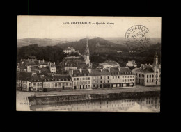 29 - CHATEAULIN - Quai - Châteaulin
