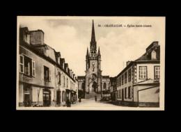 29 - CHATEAULIN - église - Châteaulin