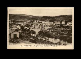 29 - CHATEAULIN - Gare - - Châteaulin