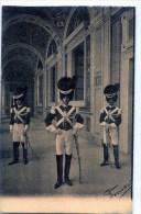 Gendarmi Pontifici In Alta Tenuta - Vatican