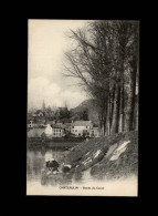 29 - CHATEAULIN - Lavandière - Laveuse - Châteaulin