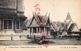 ASIE - CAMBODGE - PHNOM-PENH - PNOM PENH- ECOLE D' ADMINISTRATION - Cambodia