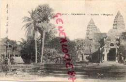 ASIE - CAMBODGE - ANGKOR VAT - RUINES D' ANGKOR - Cambodia