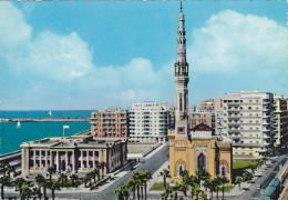 EGYPTE,EGYPT,ALEXANDRIE,ALEXANDRIEN,ALEXANDRIA,IL Y A 60 ANS,vue Aerienne,photo LEYNERT ET LANDROCK - Alexandria