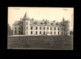29 - COMBRIT - Château - Le Cosquer - Combrit Ste-Marine