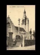 29 - COMBRIT - Calvaire Et église - Combrit Ste-Marine