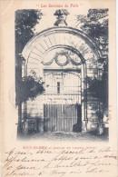 Sucy En Brie Precurseur 1901 Les Environs De Paris Portail Du Chateau Bodley - Sucy En Brie