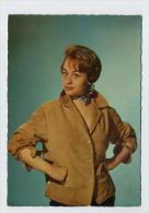 CP COULEUR ANNIE GIRARDOT - L´ORIGINALE DE 1962 - - Artistes