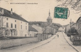 52 - BETTAINCOURT - Grande Rue - Unclassified