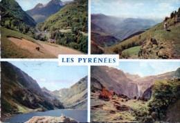 Les Pyrénées (4 Views) - Midi-Pyrénées