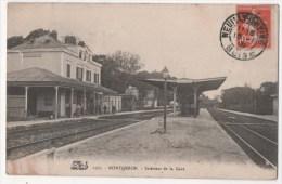 MONTGERON - Intérieur De La Gare - Montgeron