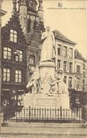 COURTRAI - Le Monument De Monseigneur De Haerne - Kortrijk