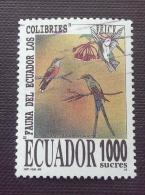 Ecuador / 1995 / Mi 2314 / Used  / Bird - Ecuador