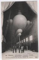"""CPA - AVIATION - 78 - SPORT - Aérostation - Le Ballon Dirigeable """" La Ville De Paris"""" Appartenant à M.Henry Deutsch (de - Airships"""