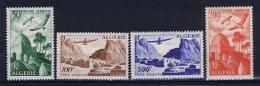 Algerie: Yvert Ae 9 - 12   MH/*, - Algérie (1924-1962)