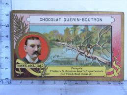 Chromo Chocolat GUERIN BOUTRON - BONNEL De MEZIERES - Guerin Boutron
