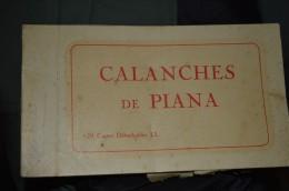 CPA Corse - Calanches De Piana En Carnet - Cartes Postales Anciennes - France