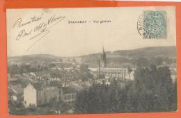 MOL2/508, Baccarat,  Circulée - Baccarat