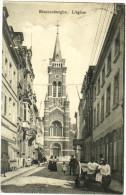 Blankenberghe - L'église - Blankenberge