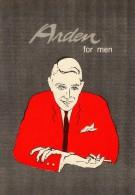 # ELIZABETH ARDEN FOR MEN PERFUME 1950s Advert Pubblicità Publicitè Reklame Parfum Profumo Cosmetics - Perfume & Beauty