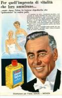 # AQUA VELVA WILLIAMS AFTER SHAVING JBCompany 1950s Advert Pubblicità Publicitè Reklame Parfum Profumo Cosmetics - Perfume & Beauty