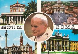 ROMA.  SALUTI DA ROMA. - Santé & Hôpitaux