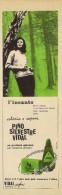 # COLONIA PINO SILVESTRE VIDAL 1950s Advert Pubblicità Publicitè Reklame Perfume Parfum Profumo Cologne Stork - Unclassified