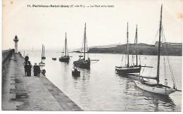 PORTRIEUX SAINT QUAY - Le Port Et La Jetée - Non Classés
