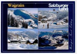 Postcard Austria, Wagrain-Wintersport, Used - Wagrain