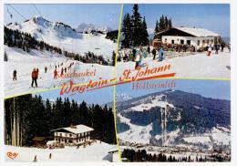 Postcard Austria, Wagrain-St. Johann, Used - Wagrain