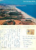 Rethymno, Crete, Greece Postcard Posted 1994 Stamp - Grecia