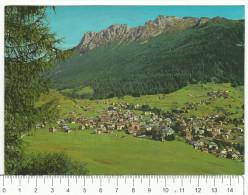 "1972, Trento  ""Moena M. 1200"" Panorama- Viaggiata. - Trento"