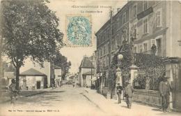 CONTREXEVILLE LA GRANDE RUE - Vittel Contrexeville