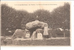 Le Dolmen - Meudon - Dolmen & Menhirs