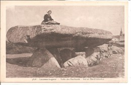 Table Des Marchands - Locmariaquer - N°3818 - Dolmen & Menhirs