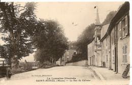 Saint-Mihiel - La Rue Du Calvaire - Saint Mihiel