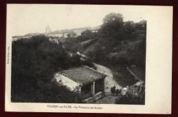 Cpa Du 54  Villers En Haye La Fontaine Du Goulot  ..  Domèvre En Haye  Toul  EE10 - Domevre En Haye