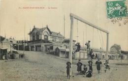 D 50 - SAINT PAIR SUR MER - Le Casino - L 090 - Saint Pair Sur Mer