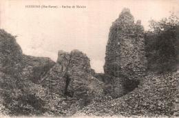 52 POISSONS ROCHES DE MELAIRE 1919 PAS CIRCULEE - Poissons