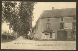 EVRON Place Du Marché Aux Chevaux (Pavy-Legeard) Mayenne (53) - Evron