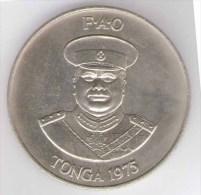 TONGA 2 PA'ANGA 1975 FAO - Tonga