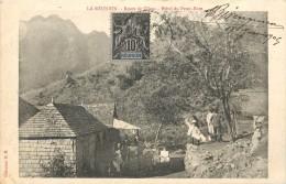 Réf : A14 -1115  : La Réunion Route De Cilaos Hôtel De Peter-Boot - La Réunion