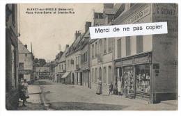 BLANGY Sur BRESLE  Place Notre-Dame Et Grande-Rue  (en L'état) - Blangy-sur-Bresle